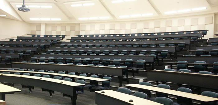 Room 406 - 4th Floor Auditorium - 325 Seats