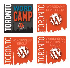 WordCamp Toronto Logos