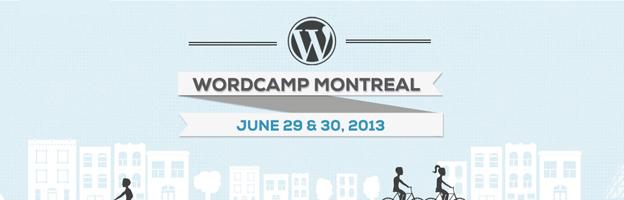 WordCamp Montreal 2013