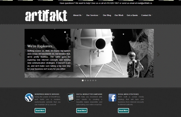 artifakt Communications