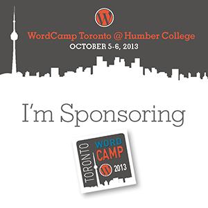 WordCamp Tronto 2013