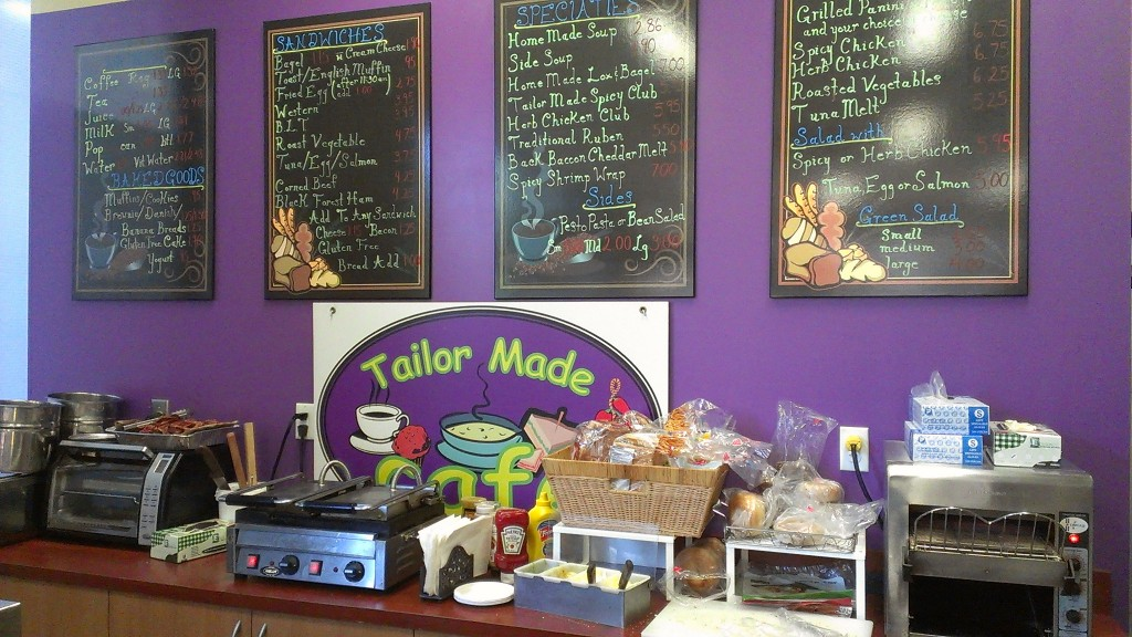 Tailor Made Cafe